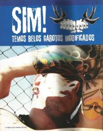 Anuário Brasileiro de Tatuagem 2008. Editora Escala.